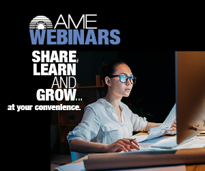 AME Webinars - Share, learn  and grow your convenience