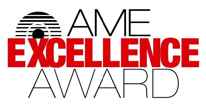 AME Excellence Award logo