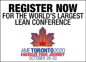 AME Toronto 2020 early bird discount registration