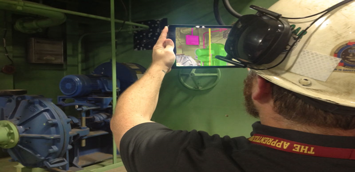 Next Generation Skilled Workers Using Augmented Reality