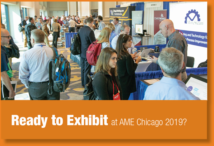 AME Conference Exhibitors