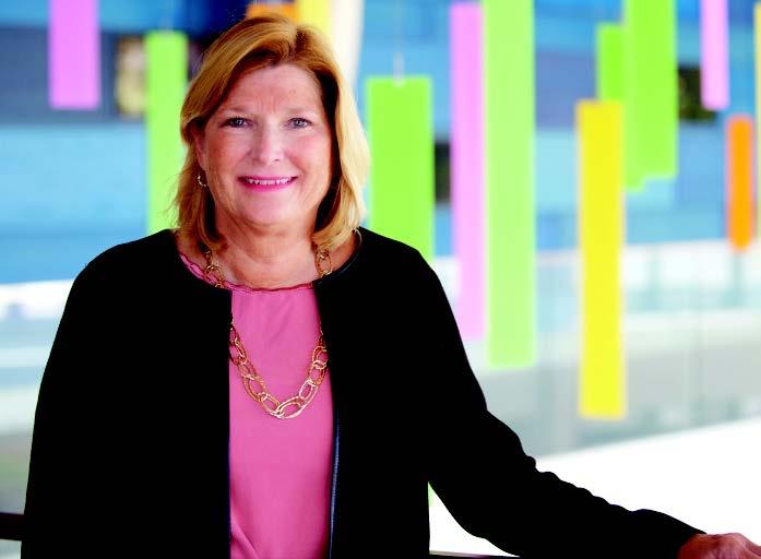 Grace Wakulchik, President, Akron Children's Hospital