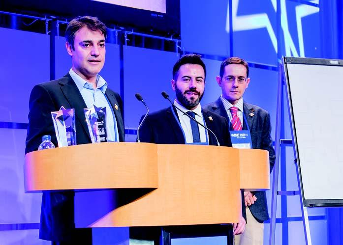 Iveco Valladolid Award photo