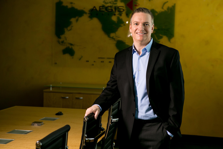 Jason Spera, CEO, Aegis Software