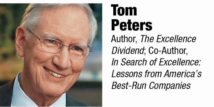 AME Conference Tom Peters