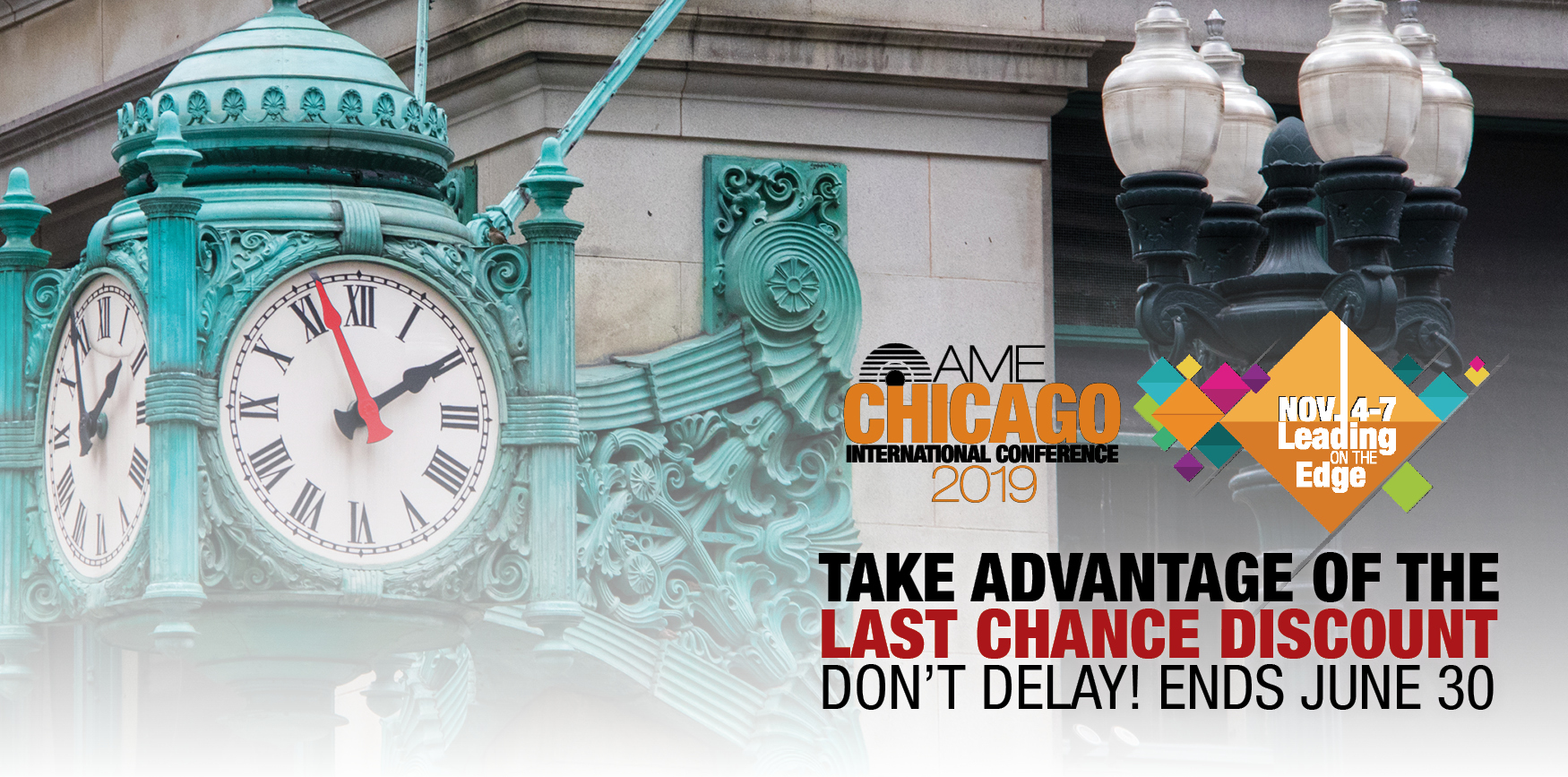 AME Chicago 2019 Last Chance