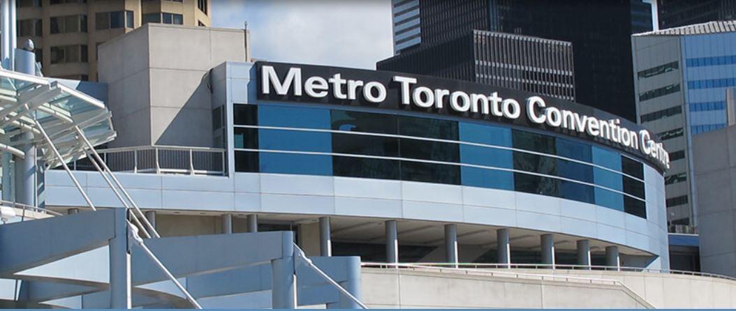 AME Toronto 2020 Location - Metro Toronto Convention Centre