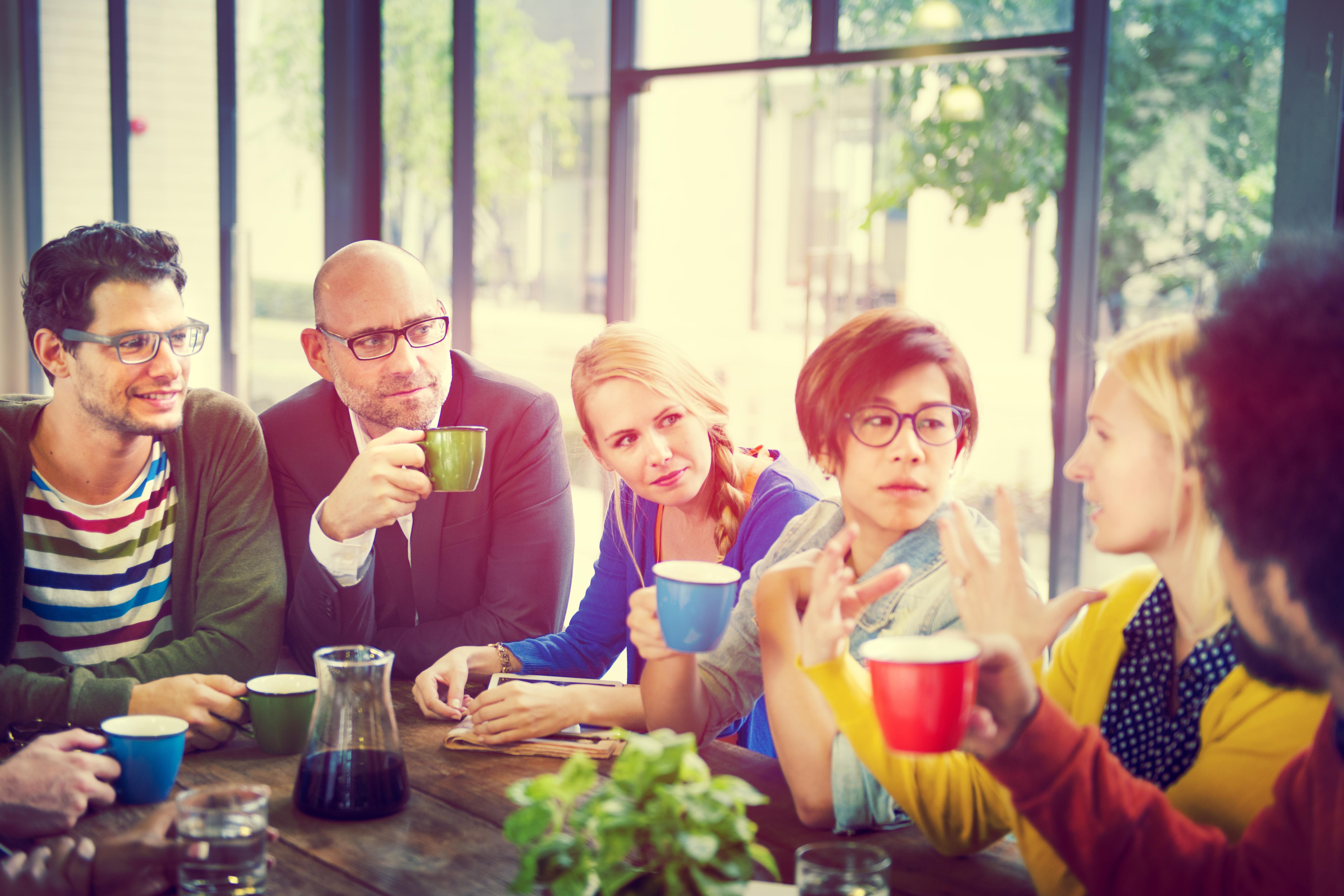 AME Peer to Peer Lean Coffee Wheaton
