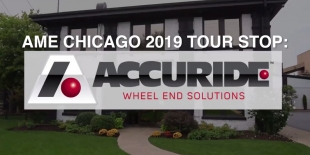AME Chicago 2019 Tour Stop: Accuride Rockford Operations