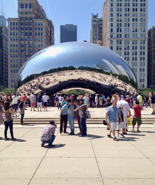 The Bean - Millennium Park Chicago