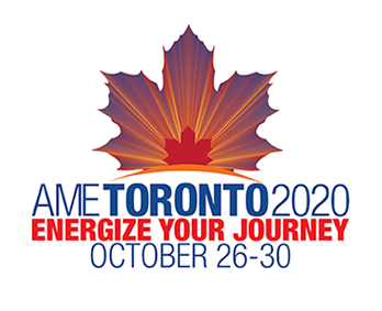 AME Toronto 2020 International Conference Logo