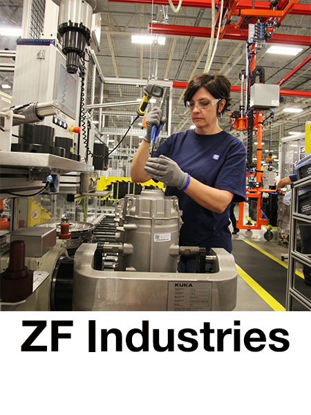 ZF Industries AME Atlanta 2020 Lean Summit Tour Site
